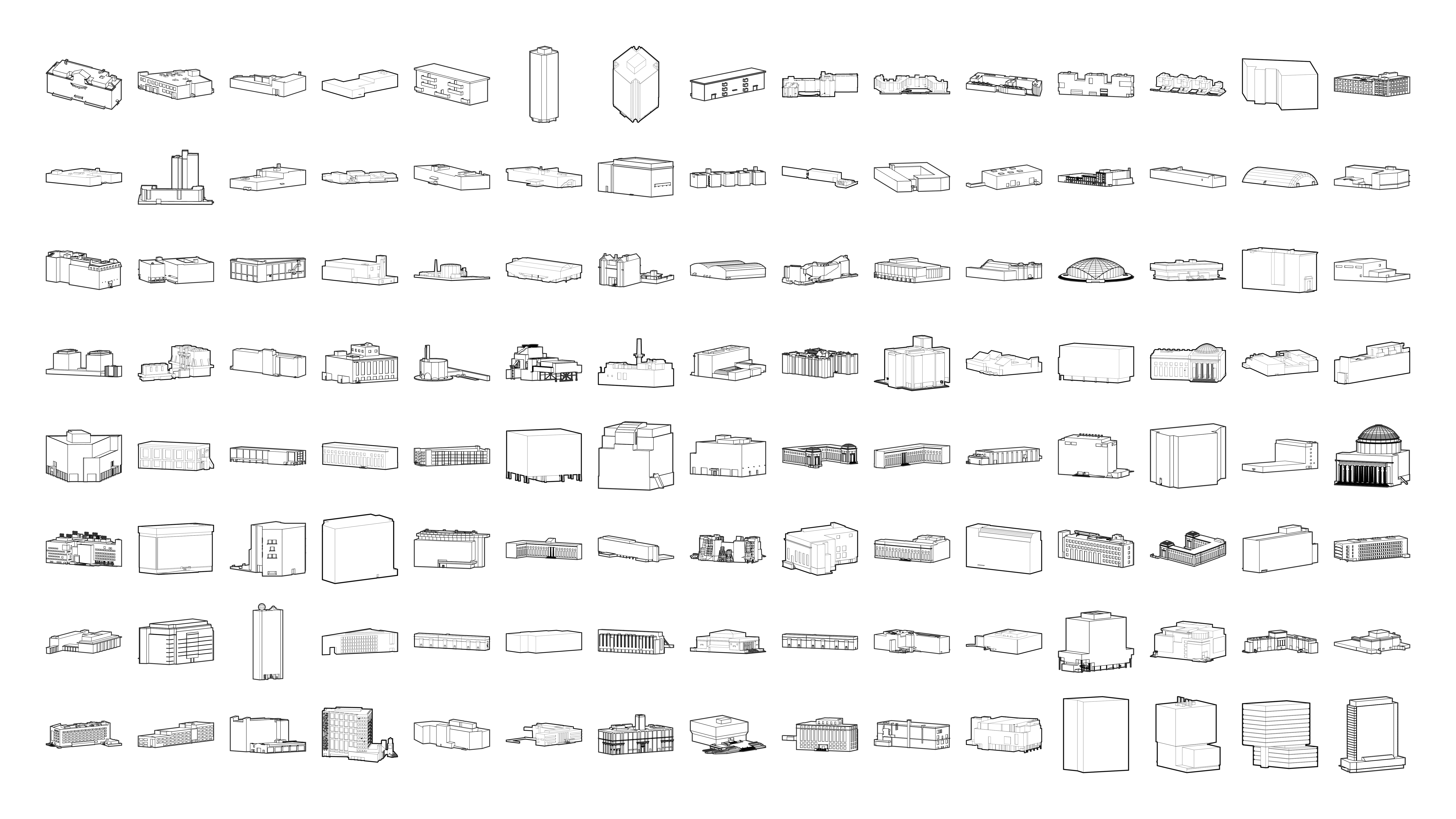 tangible map iconography